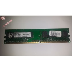 RAM Kingston 512MB DDR2 667 MHz Usado