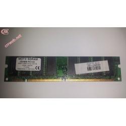 SDRAM MDT 256MB 133 MHz Usado