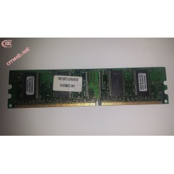RAM Kingston 128MB DDR 400 MHz Usado