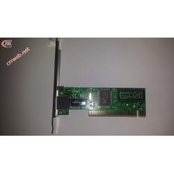 Tarjeta de red RTL 8139D Fast Ethernet usada varios modelos