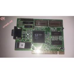 Gráfica S3 Trio64V+ PCI usada
