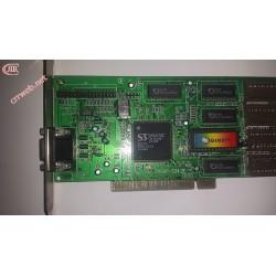 Gráfica S3 Virge/DX PCI usada