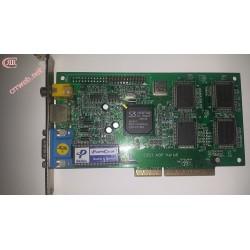 Gráfica S3 Virge/GX2 AGP 4MB usada