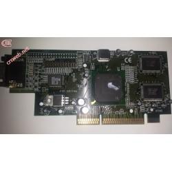 Gráfica Intel i740 AGP 8MB usada