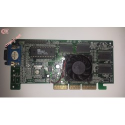 Gráfica MM64-01 AGP 32MB usada