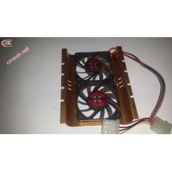 Ventilador para disco duro usado varios modelos