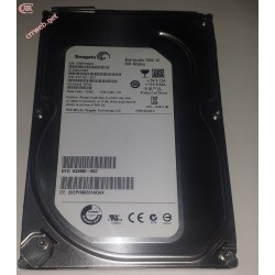 Disco Duro 500GB Seagate Barracuda SATA usado
