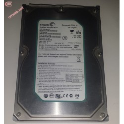 Disco Duro 250GB Seagate Barracuda IDE usado