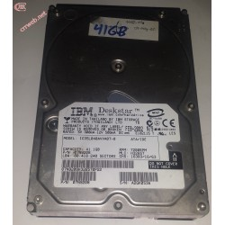 Disco Duro 40GB IBM Deskstar IDE usado