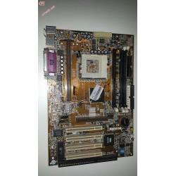 Placa base VIA PT-DVBX2 2 zócalos socket 370 y SLOT 1