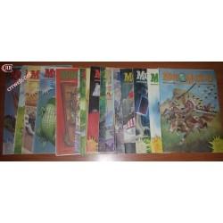 Lote de 21 comics de Mini Mundo del 95-96