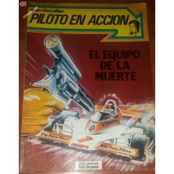 Cómic Piloto en Acción del año 82