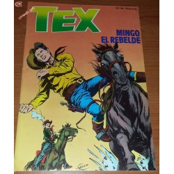 Cómic nº12 de Tex de 1984