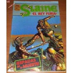 Cómic nº2 de Slaine El rey furia de 1987