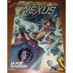 Cómic nº5 de Nexus del año 1988
