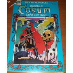 Comic nº1 de Las Crónicas de Corum de 1988