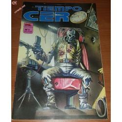 Cómic nº3 de Tiempo Cero de 1987