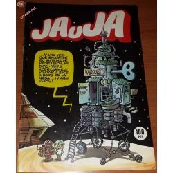 Cómic nº1 de JAuJA de 1982