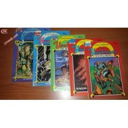Lote 5 comics de Hawkmoon de 1988