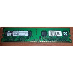 RAM Kingston 1GB DDR2 667 MHz Usado